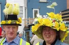 Easter Bonnets by the Albany Guest House