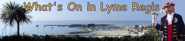 What's on in Lyme Regis heading